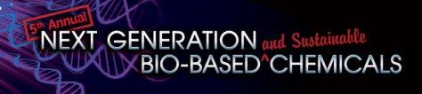 Next Generation Bio-based Chemicals