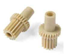 Injection molded Ketaspire Gear Wheels