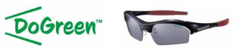 do green mitsui chemicals sunglasses