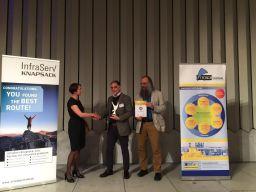 bioplastics biobased material award 2017