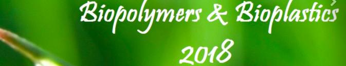 bioplastic events 2018 biopolymers bioplastics