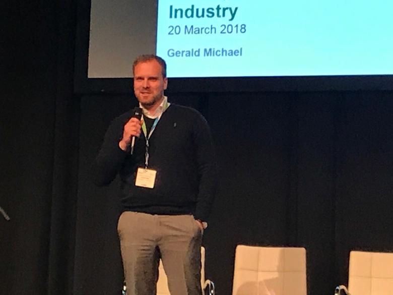 Gerald Michael - Development of Bio-Based Chemicals
