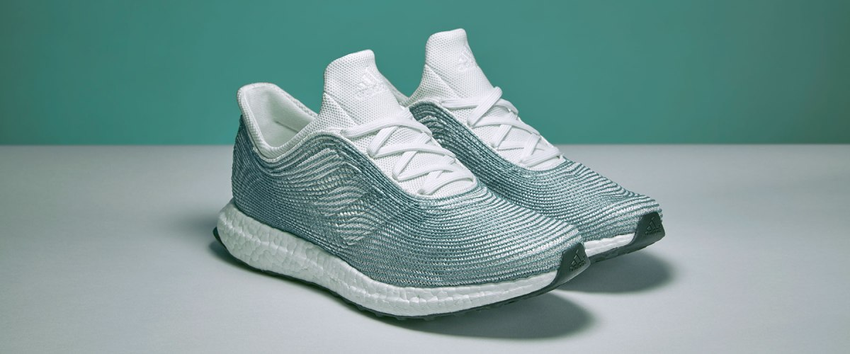 Adidas sold a million shoes made from Ocean Plastic