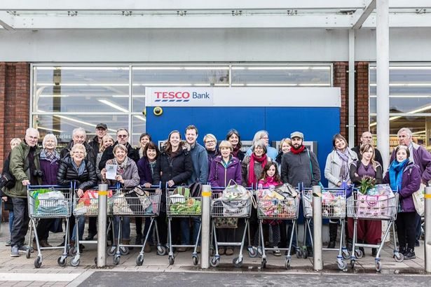 tesco plastic attacks